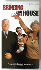 NEW Bringing Down the House VHS Steve Martin, Queen Latifah, Betty White SEALED