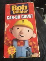 Bob the Builder Can Do Crew - VHS