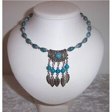 Turquoise Feather Unbranded Fashion Jewellery