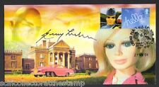 """Thunderbirds """"Lady Penelope"""" Collectable Stamp Cover - Signed by Gerry Anderson"""