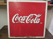 Coca Cola Metal Table Porcelain Top #15-Mexican-Restaurant Bar-Coke-Vintage