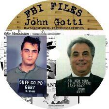 John Gotti FBI Files