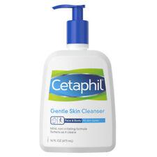 Cetaphil Gentle Skin Cleanser 20fl.oz/591ml Usa Free Shipping