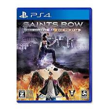 Used PS4 Saints Row 5 Re-Elected Japan Import