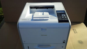 Ricoh Aficio SP 4510DN 42 ppm Fast Monochrome Printer W/ Genuine Toner