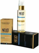 NEUD Natural Hair Inhibitor Cream for Permanent Body hair Removal- 80gm - Unisex