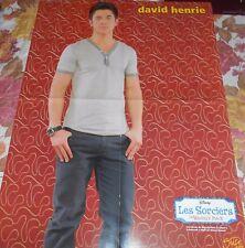 David Henrie / The Twilight Saga Stewart Pattinson - Magazine A2 Poster