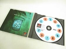 MOON Remix RPG Adventure Item Ref/cbb PS1 Playstation PS Import JAPAN Game p1