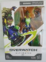 "Hasbro Overwatch Ultimates Series Lucio 6"" Collectible Figure New support class"