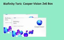 Biofinity toric 2x6er von Cooper Vision torische Linsen Monatslinsen Astigmatism