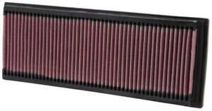 K&N Replacement Air Filter Fits: 2015 Mercedes-Benz G550, 2006-2008 Mercedes-Ben