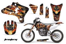 Dirt Bike Graphics Kit Decal Wrap For Yamaha WR250 WR450F 2005-2006 FIRESTORM K