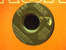 "EARL THOMAS CONLEY You Must Not Be Drinking Enough/Too Far From The Heart 7"" 45"