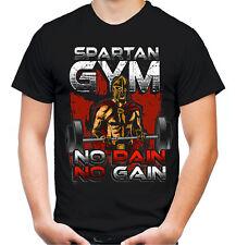 Spartan Gym t-shirt   300 Leónidas Fight fitness entrenamiento de combate MMA musculación