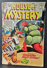 HOUSE OF MYSTERY # 111-1961-SILVER AGE READING COPY-COMPLETE-.10