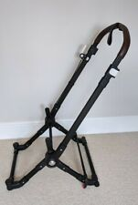 Bugaboo Cameleon 3 Chassis Frame all Black with Leather Handle.Brake,Handle,Fold