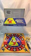 Walt Disney's Mickey Mouse Game by Parker Brothers