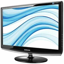 "Samsung 2033SW 20"" LCD Monitor 1600x900 DVI VGA Scratch and Dent"