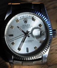 Bulova Super Seville Day & Date Automatic mit original Rolex-Zifferblatt