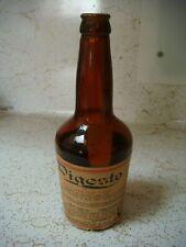 Vintage bottle of Digesto - a Malt & Hop tonic