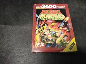 Atari 2600 Ikari Warriors Brand New Factory Sealed!!