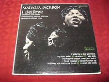 LP MAHALIA JACKSON I Believe > COLUMBIA USA PROMO