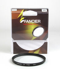 Filtro UV Fancier diametro 55mm per Canon Nikon Olympus Sony Pentax