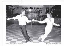 "*Postcard-""1993 National Shag Champions"" ... Shagging In The Carolinas (#83)"