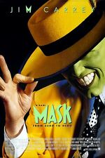 The Mask movie poster - Jim Carrey poster - 11 x 17 inches