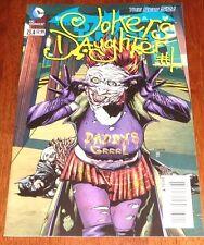 Batman The Dark Knight #23.4 2-D *Not 3-D* Jokers Daughter 1st Appearance .Sold