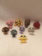 9 Littlest Little Pet Shop TM & MGA Animals Dog Bird Cat Hedgehog CUTE Lot