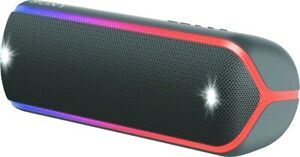 Sony SRS-XB32/B Extra Bass Portable Bluetooth Speaker Wireless SRSXB32 Black