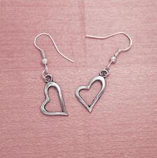 Alloy Love & Hearts Fashion Earrings