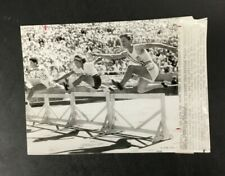 Original Rare 1950 Mildred Babe Didrikson Zaharias Press Photo 1932 Olympics VTG