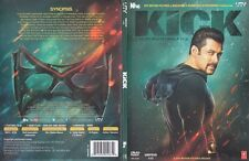 Kick (Hindi DVD) (2014) (English Subtitles) (Brand New Original DVD)