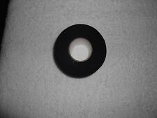 """BLACK ATHLETIC TAPE  14 rolls  1.5""""x30yds.   * FIRST QUALITY *"""