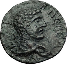TERMESSOS MAJOR in PISIDIA 2-3CenAD HERMES ATHENA  Ancient Greek Coin i58380