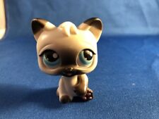 LPS Littlest Pet Shop Motion Magic Black And White Cat With Blue Eyes