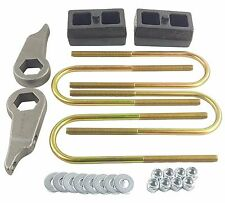 """Ranger Lift Kit Forged Torsion Keys & 2"""" Cast Steel Blocks 1998 - 2011 Ford 4x4"""