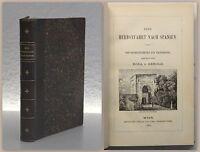 Gerold Eine Herbstfahrt nach Spanien 1880 Reisebeschreibung Expedition xz