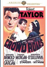 THE CROWD ROARS (1938 Robert Taylor)  - Region Free DVD - Sealed