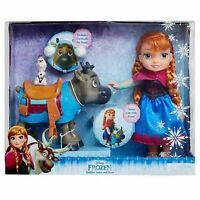 Disney Frozen Toy Anna Olaf Sven Toddler Doll Set Brand new Gift set  Ages 3+