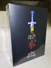 The CITY OF KINGS Board Game KICKSTARTER COLLECTORS Edition - Brand New, Sealed