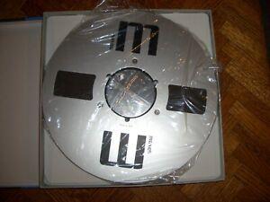 Maxell UD 35-180 (N) used 10-inch Reel to Reel Tapes on Metal reel - Tape 1
