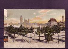 europa:11422 Nordrhein-westfalen Gelaufene Ansichtskarte Köln Ubierring Briefmarken