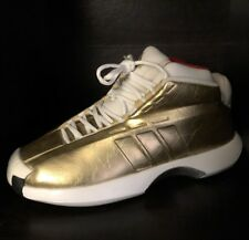 "ADIDAS CRAZY 1 - PACKER SHOES LIMITED - ""AWARDS SEASON"" SIZE 8 - RARE GOLD  KOBE"