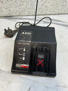 AEG PBA7224MB 7.2v To 24v Battery Charger