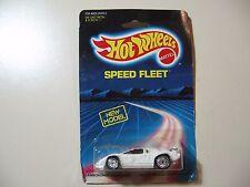 Hot Wheels: 1986 Speed Fleet: Lamborghini Countach, Brand New and Sealed *crease