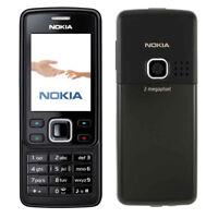 Unlocked Original Nokia 6300 MP3 2MP Camera GSM Black Bar Bluetooth Mobile Phone