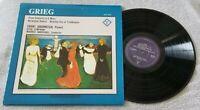 "Grieg....""Piano Concerto in A Minor & Norwegian Dances"" 12"" Vinyl Record LP"